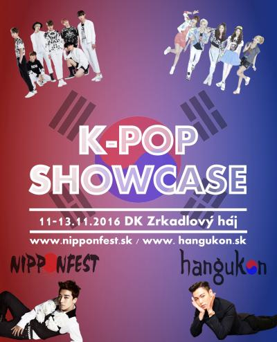 KPOP Showcase